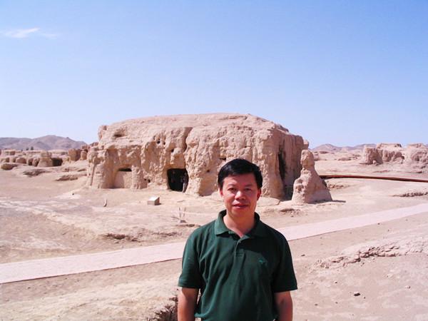 外国语学院专任教师个人简介----赖招仁 副教授
